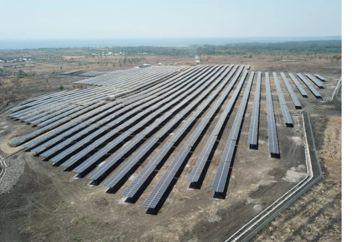 ESDM Ministry to build solar park across eastern Indonesia