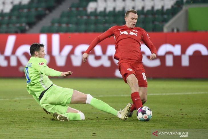 Liga Jerman: Leipzig buang peluang rebut posisi puncak klasemen dari Bayern