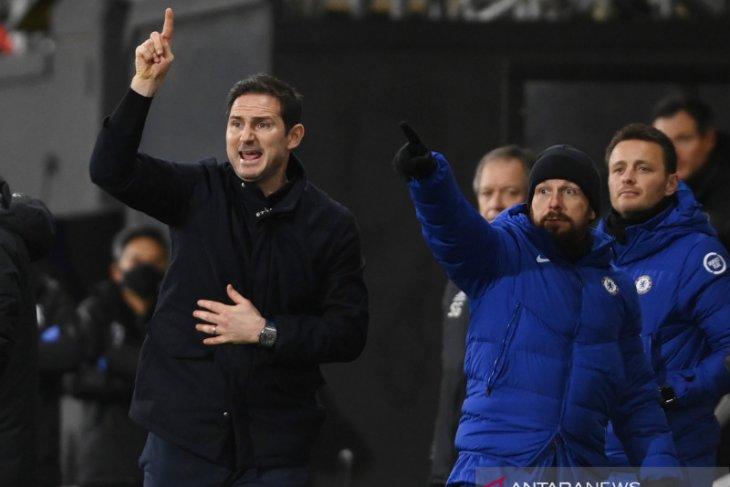 Lampard: Chelsea layak menang atas Fulham