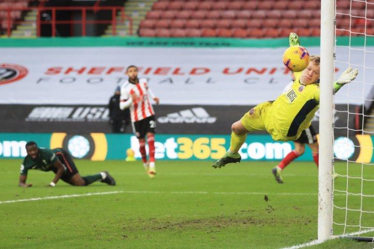 Gol ajaib Ndombele turut mengantar Spurs tekuk Sheffield United 3-1