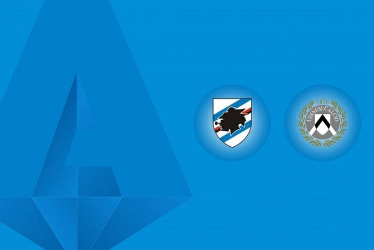 Liga Italia: Torregrossa ukir debut sempurna bantu Sampdoria tundukkan Udinese 2-1