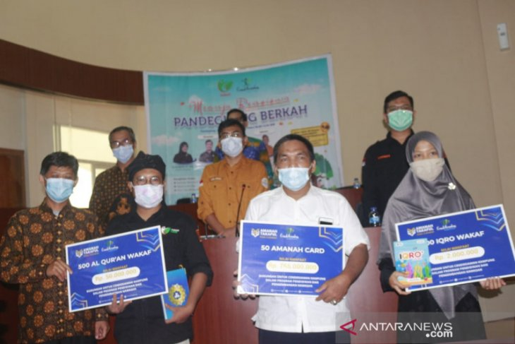 awali tahun 2021, Yayasan Amanah Takaful bentuk kampung Quran di Pandegelang