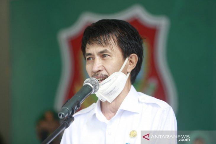 Wakil Bupati Gorontalo sidak prokes pasar tradisional