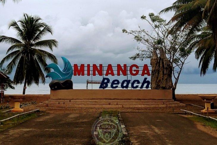 Pendapatan di wisata Pantai Minanga capai Rp700 juta dalam enam bulan