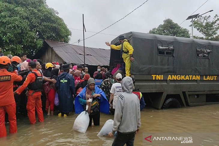 BNPB dispatches funding to mitigate impacts of S Kalimantan flooding