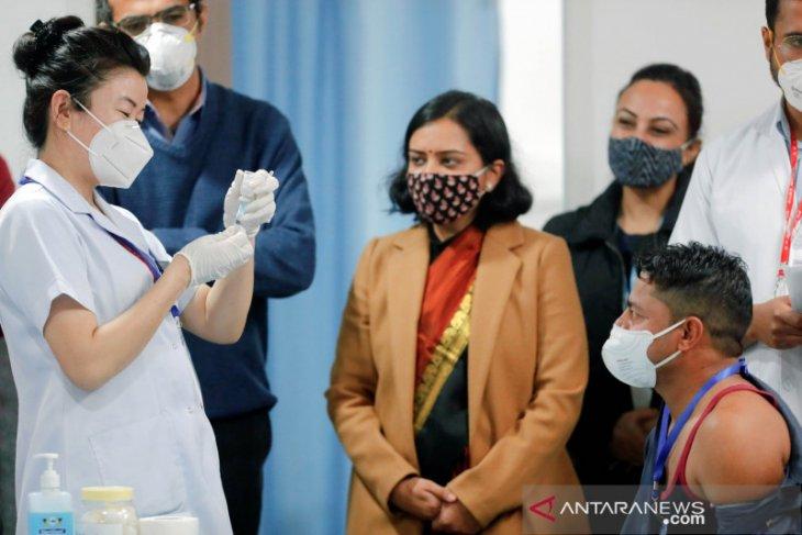 India klaim Covaxin 93,4 persen ampuh lawan COVID bergejala parah