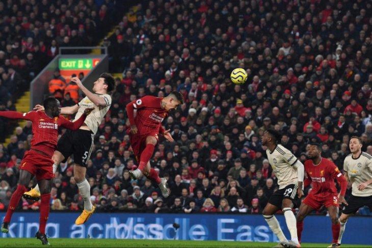 Liga Inggris: Duel panas Liverpool vs Manchester United bukan penentuan