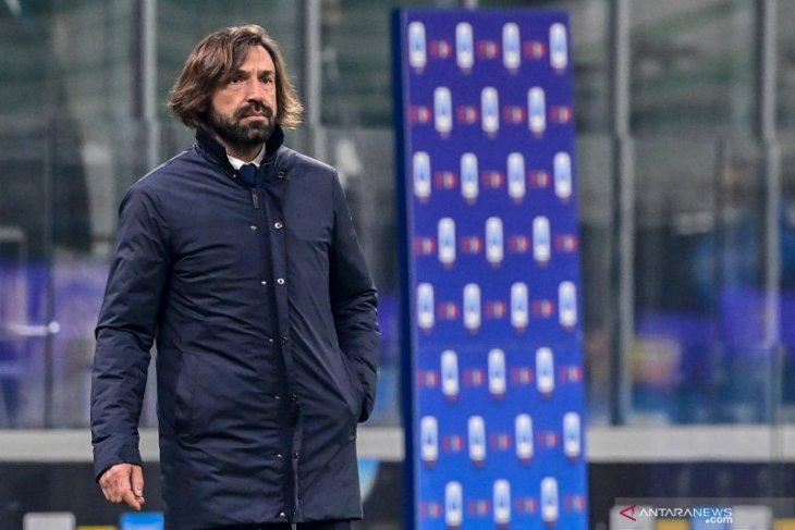 Pirlo akui Juventus tampil buruk saat dikalahkan Inter Milan