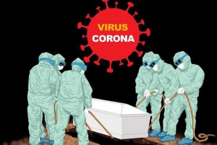 Pasien COVID-19 meninggal di Sumut bertambah menjadi jadi 715 orang