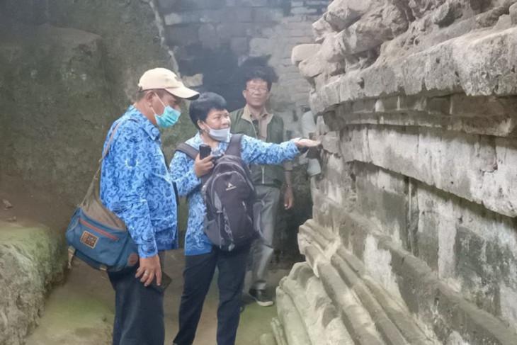 BPCB Jatim observasi temuan arca di Kediri