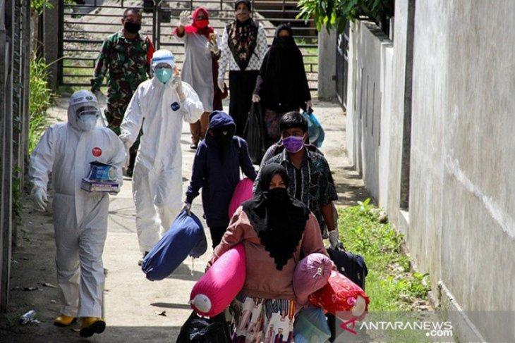Aceh masih rawat 980 pasien Corona, Banda Aceh paling tinggi