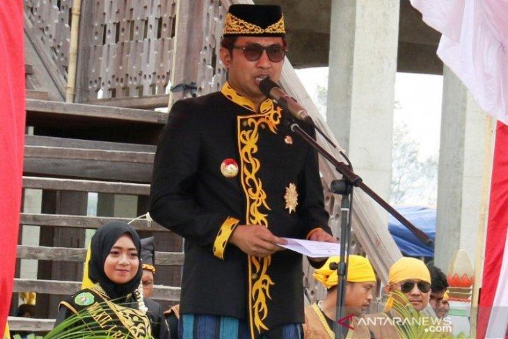Bupati Penajam Abdul Gafur Mas'ud minta jajarannya tingkatkan pelayanan kesehatan