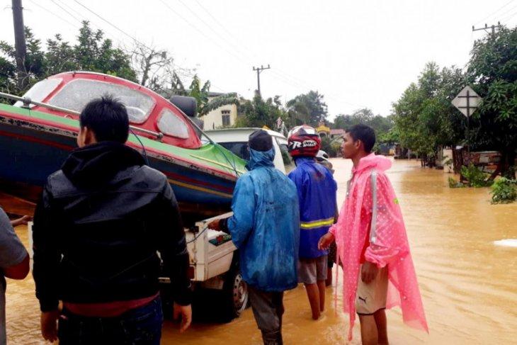 Telkomsel maksimalkan layanan telekomunikasi di Kalsel yang dilanda banjir