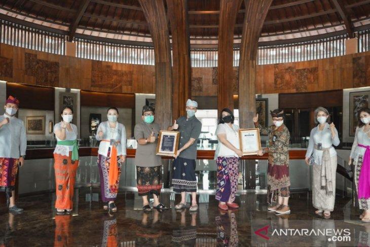 22 'tenant' di The Nusa Dua telah kantongi sertifikat CHSE