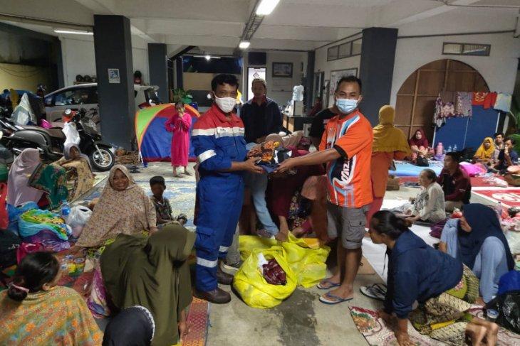 Pertamina Tanjung bantu air bersih bagi korban banjir HST
