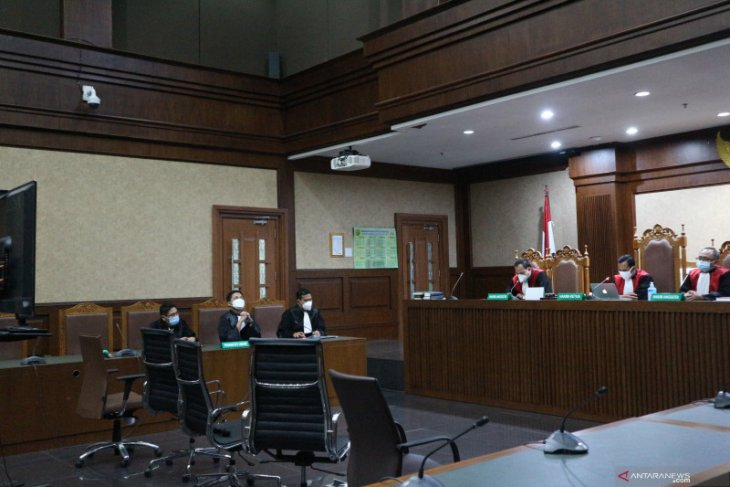 Bantu jaksa Pinangki, Andi Irfan Jaya divonis 6 tahun penjara