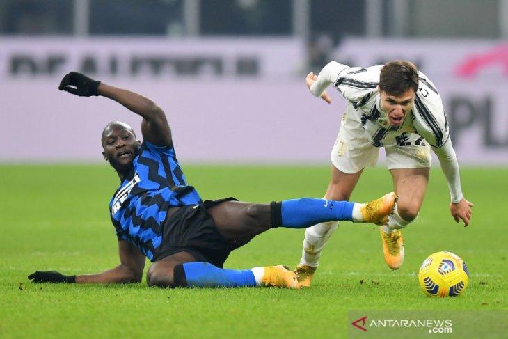 Liga Italia: Chiellini sebut Inter Milan kalahkan Juventus di setiap area