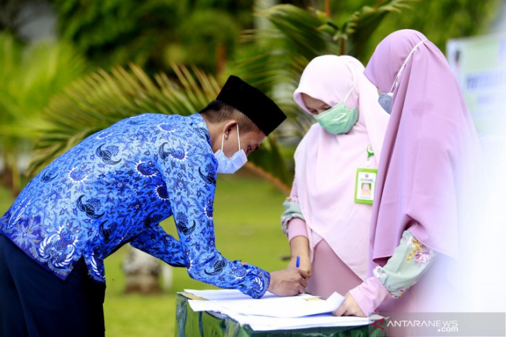 242 pelamar lulus CPNS di Kabupaten Gorontalo