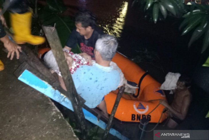 Banjir landa Banyuasin
