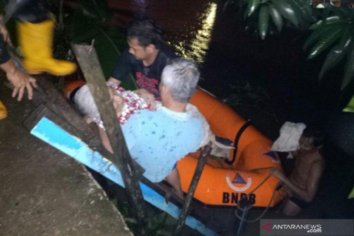 Banjir juga melanda Banyuasin Sumsel