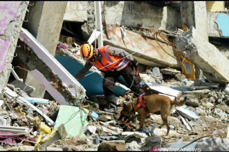 59 sekolah di tiga kabupaten rusak terdampak gempa
