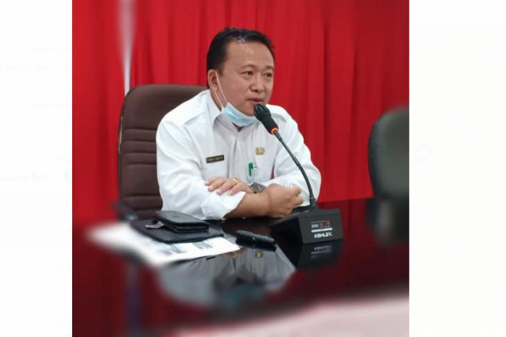 Per tanggal 28 Mei capaian PK21 Kota Singkawang dan Pontianak dibawah 50 persen