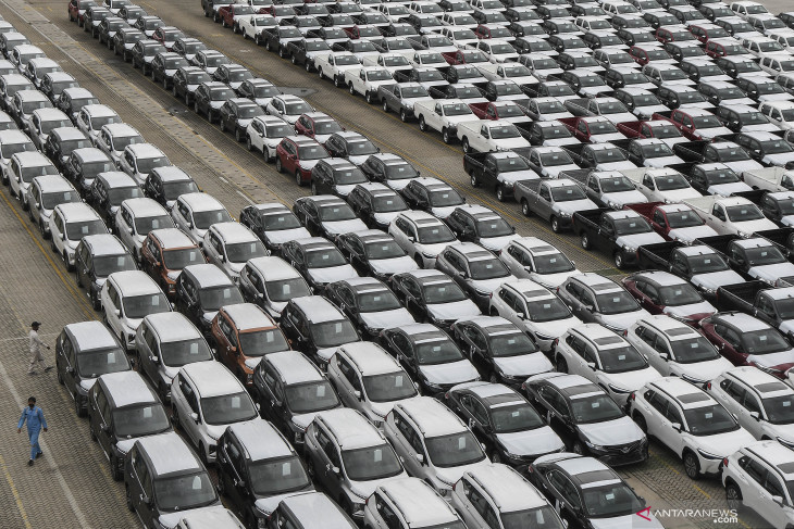 Diskon pajak otomotif resmi diperpanjang, ini kata Menperin