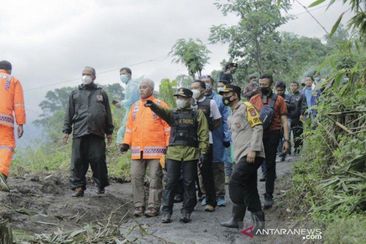 Pemkab Lumajang  dirikan pos pantau lahar Semeru di Curah Kobokan