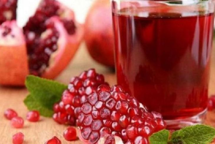 Manfaat teh delima dapat meningkatkan reproduksi hingga cegah penyakit tulang