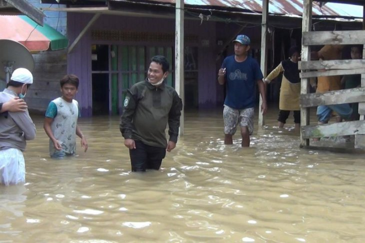 President's one thousand packages assistance for Balangan