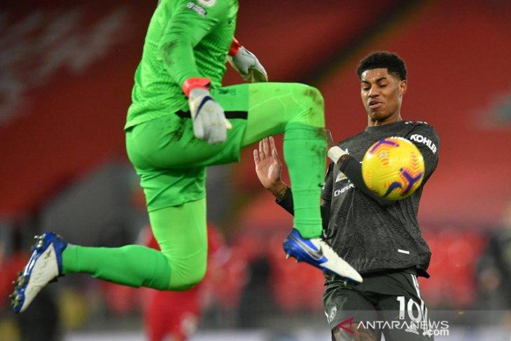 Liga Europa: Sehari jelang leg kedua lawan Granada, Rashford absen dari latihan