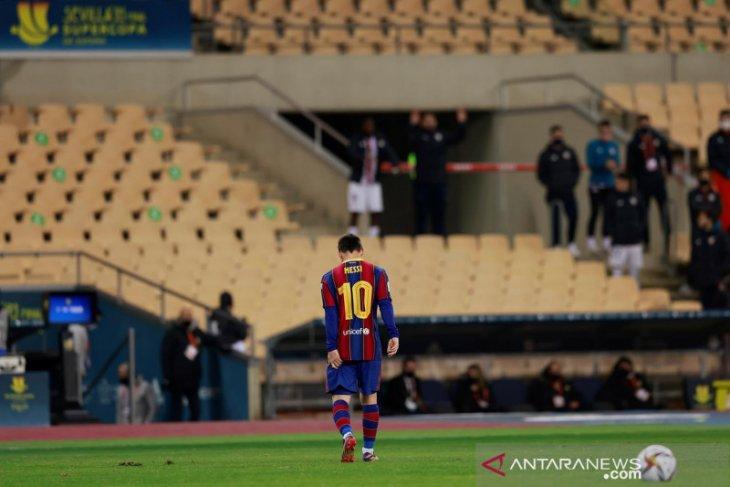 Liga Spanyol sudah siap ditinggal Lionel Messi