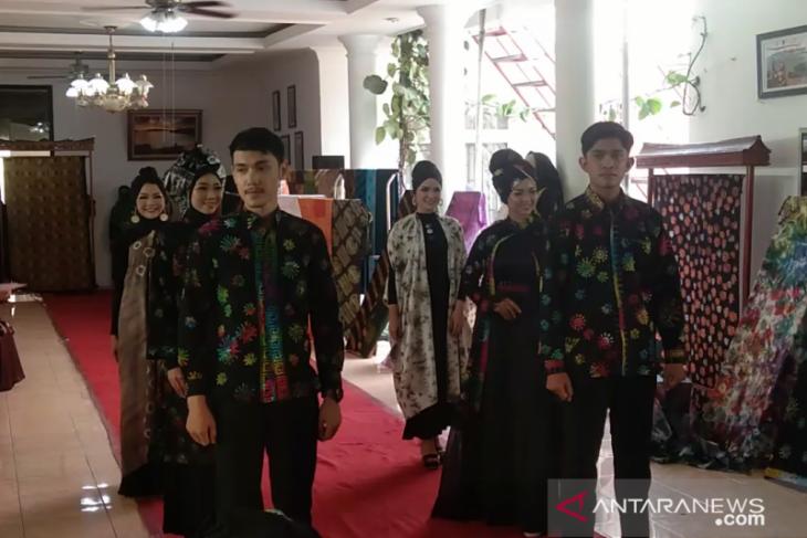 Batik varian baru motif COVID-19