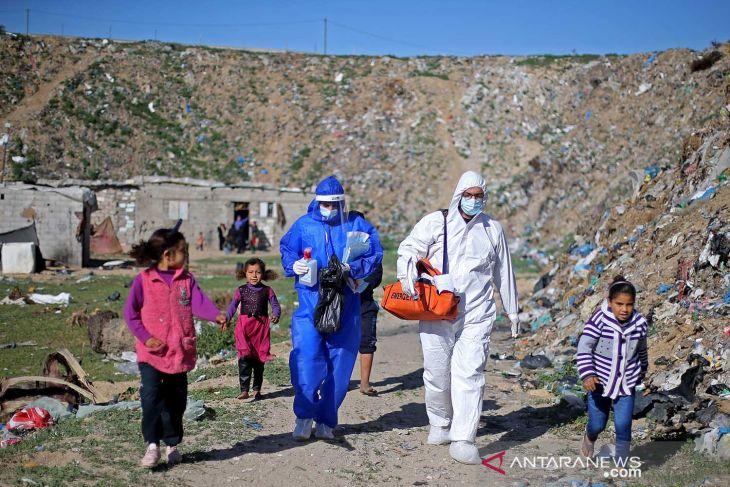 Bank Dunia: Rencana vaksinasi COVID-19 Palestina alami kekurangan dana