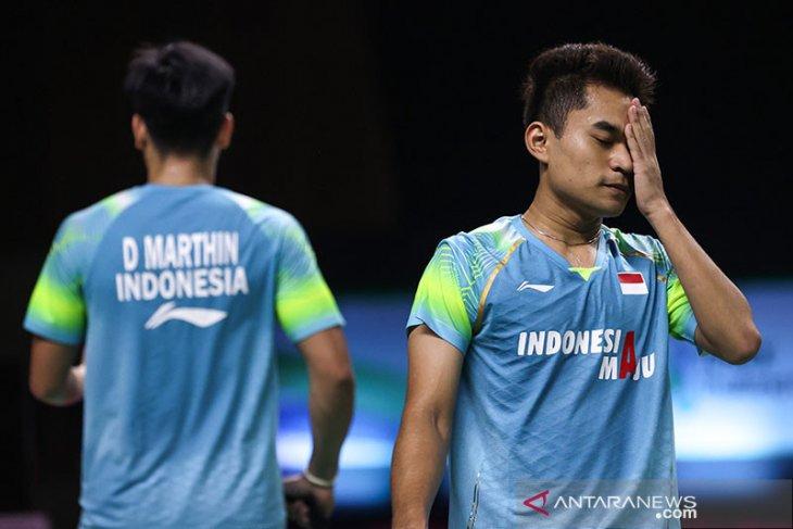 Thailand Open 2021 munculkan harapan bagi  ganda putra Indonesia