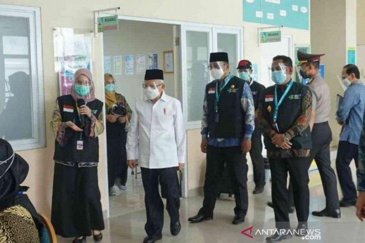 Ruang ICU pasien COVID-19 di RS rujukan Bekasi tersisa 25 kamar