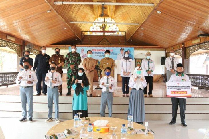 Pemprov Jambi gandeng Baznas dan Bank Jambi sinergi dukung pendidikan di daerah