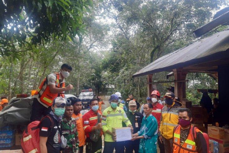 Balangan Coal turunkan tim ERC bantu evakuasi korban banjir