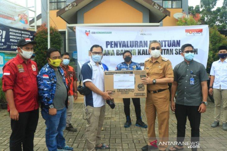 Wali Kota terima kasih bantuan DPP KNPI