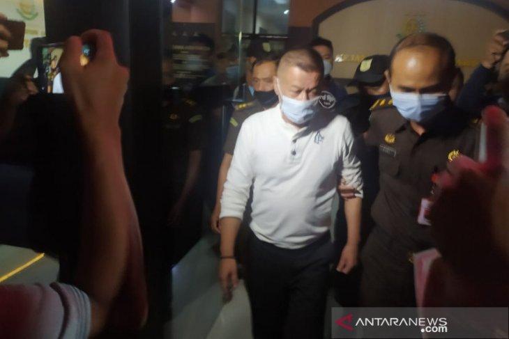 Terkait kasus bumi perkemahan, mantan Kadispora Garut kembali ditahan