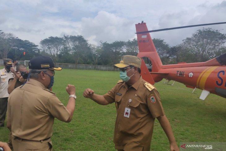 BNPB dan Gubernur Kalsel bantu penanganan banjir HST Rp1 miliar