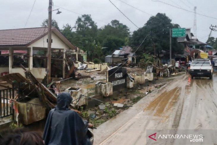 Update data banjir HST: 6 orang hilang, 9 meninggal, 264 rumah hilang dan 340 rusak