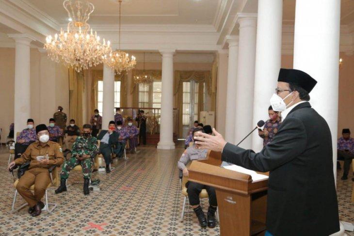 Gubernur Banten ajak para kyai sosialisasikan protokol kesehatan