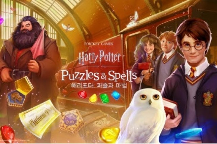Zynga launches Harry Potter: Puzzles & Spells in South Korea