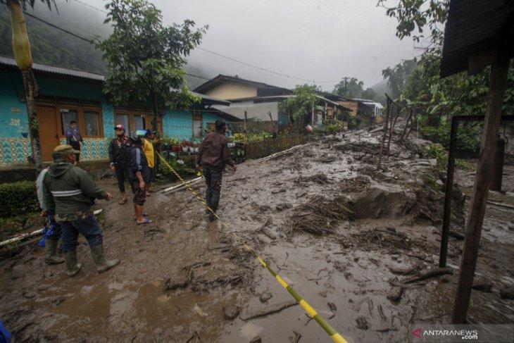 Banjir bandang di kawasan Puncak Bogor kemungkinan bisa terulang kembali