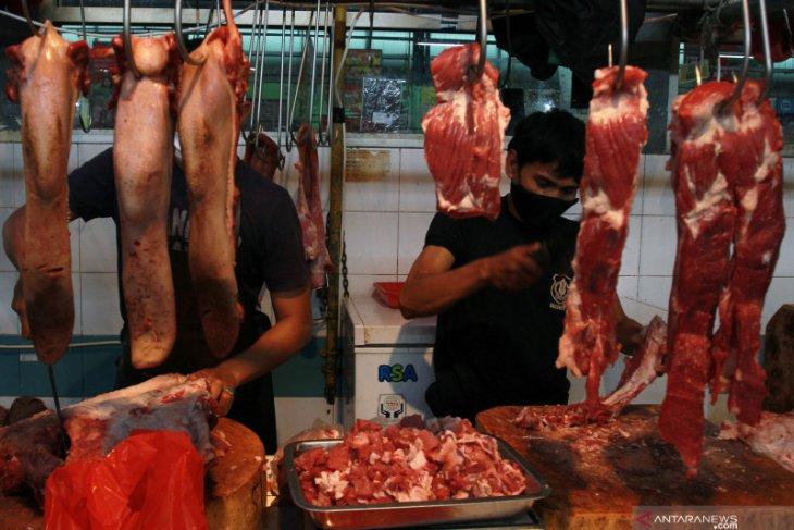 Begini cara Moeldoko menekan harga daging sapi di pasaran