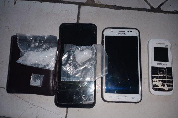 Polisi ringkus dua pelaku narkoba di Aceh Timur