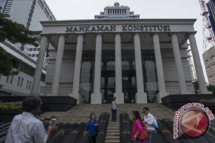Mahkamah Konstitusi registrasi 109 permohonan uji materi selama 2020