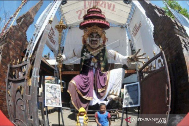 Nyepi 2021, PHDI Bali dan MDA larang arak-arakan ogoh-ogoh