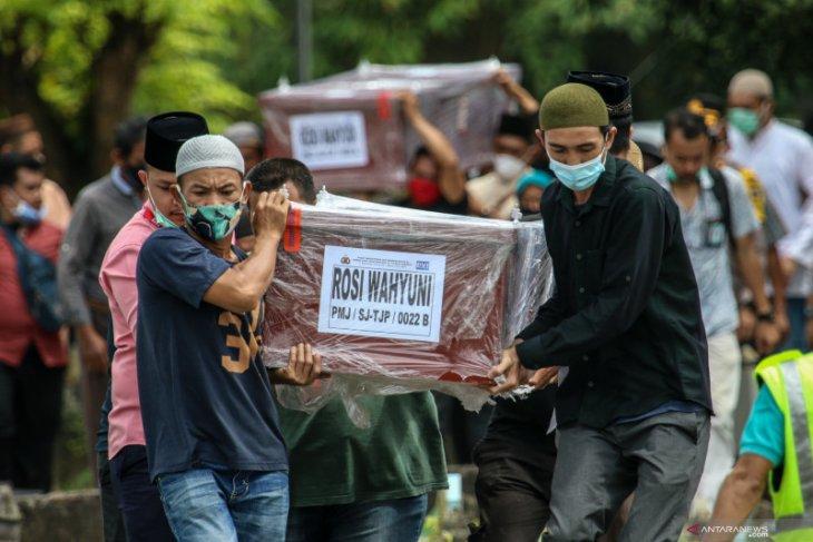 Sriwijaya Air buat pertemuan keluarga korban SJ 182
